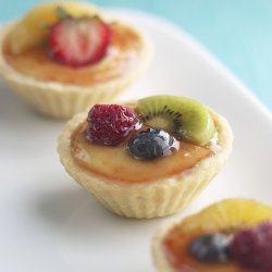 Fruit Cheese Tartlets