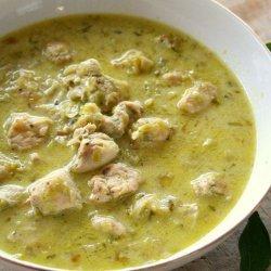 Chicken Curry V