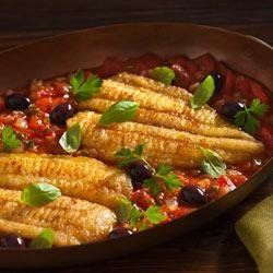 Fish Fillets Provencal recipe