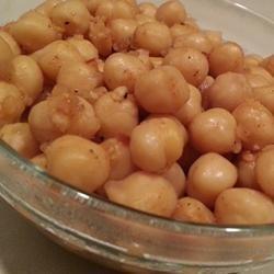 Gonzo Garbanzos recipe
