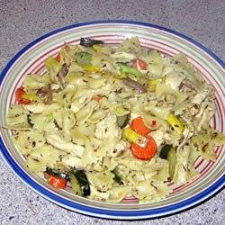 Chicken Giardino recipe