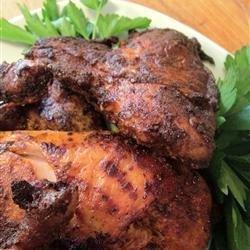 Pontevedra-Style Spanish Chicken