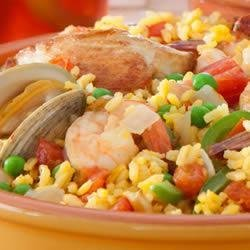 Paella by Filippo Berio(R) recipe