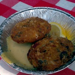 Minnesota Walleye Cakes