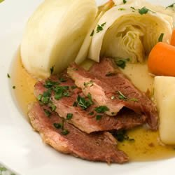 Corned Beef and Cabbage II