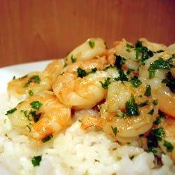 Shrimp Scampi I