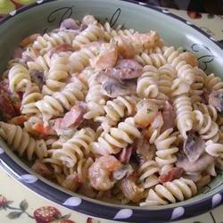 Grant's Special Mardi Gras Pasta