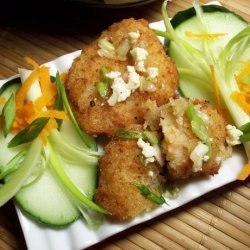 Deep-Fried Shrimp Cakes (Taud Man Goong)
