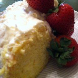 Lemon Lovers Cheese Cake