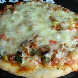 Chili Tuna Pizza