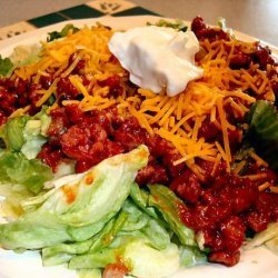 Sweet & Spicy Taco Salad