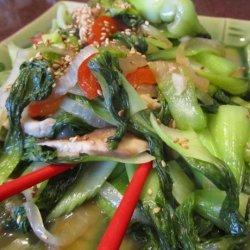 Shanghai Bok Choy/ Baby Bok Choy (2 in 1 Meals)