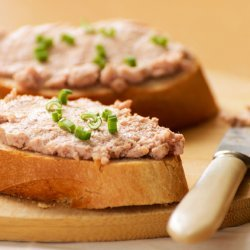 Walnut and Lentil Pate