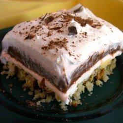 Chocolate Pudding Trifle