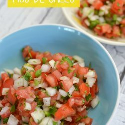 Chipotle Pico De Gallo recipe
