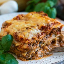 Lasagna. the Best in the World