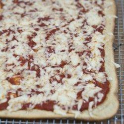 Healthy Gluten Free Pizza Crust
