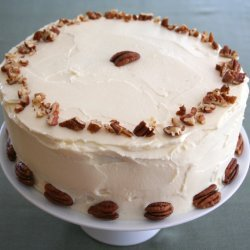 Carrot Cake (No Sugar Added)