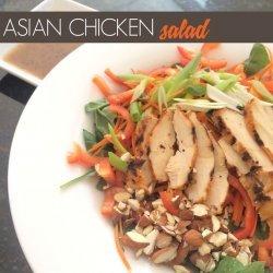 Asian Chicken Salad Gluten Free