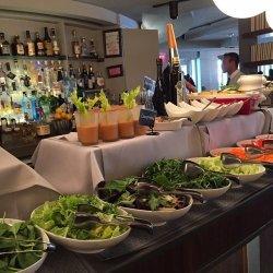 Buffet Vegetable Salad