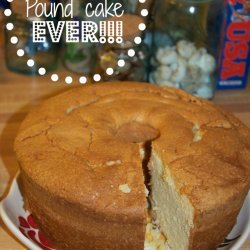 Best of the Best Southern Pound Cake