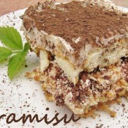 Triple Chocolate Tiramisu