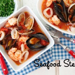 Seafood Stew for 2