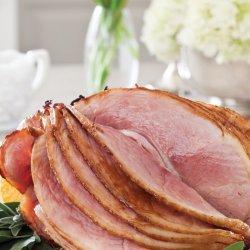 Orange Glazed Ham