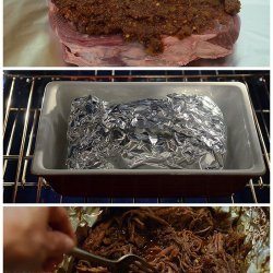 Shredded Mexican Beef