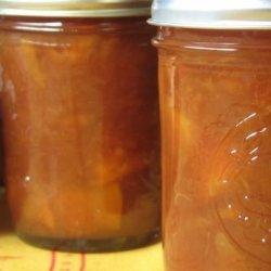 Butterscotch Peach Jam