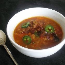 Red Pepper & Lime Soup
