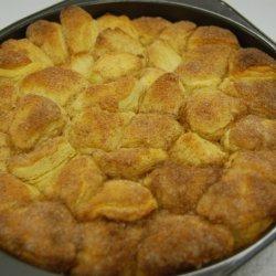 Pull-Apart Parmesan Dill Bread
