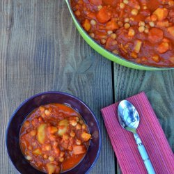 Tomato and Chickpea Stew