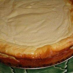Passover Cheesecake