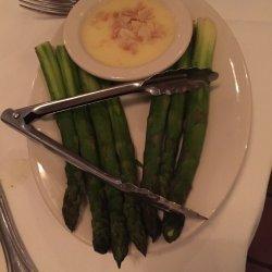 Asparagus in Lemon Butter Sauce