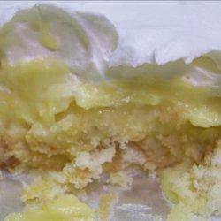Mini Pound Cake Banana Pudding