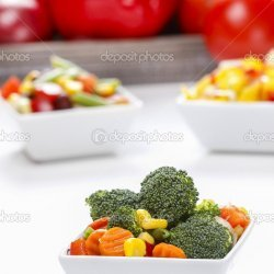 Party Vegetable Salad