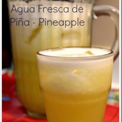 Cantaloupe Pineapple Drink