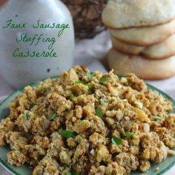 Sausage Stuffing Casserole
