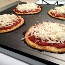 Cauliflower Crust Pizza - Hcg P3