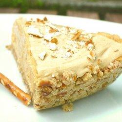 No Crust Peanut Butter Pie