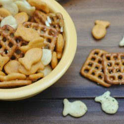 Zesty Snack Mix