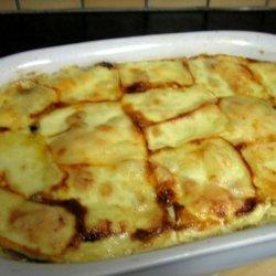Pommes à Raclette
