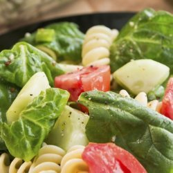 Spinach and Pasta Salad