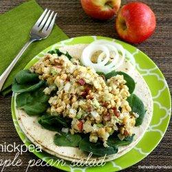 Vegan Apple Salad