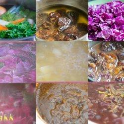 Polish Cabbage Soup