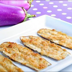 Roasted Miso Eggplant