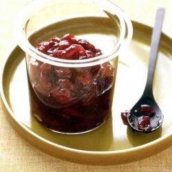 Cranberry Cherry Relish