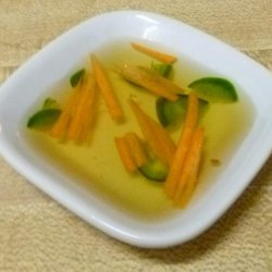 Nouc Mam Cham (Vietnamese Dipping Sauce) recipe
