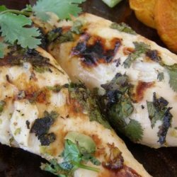 Tequila Lime Grilled Chicken Breasts